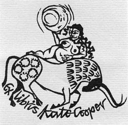 Cooper bookplate by Clarke